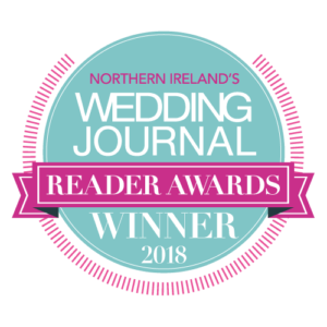 Wedding Journal Reader Awards Winner 2018 Badge