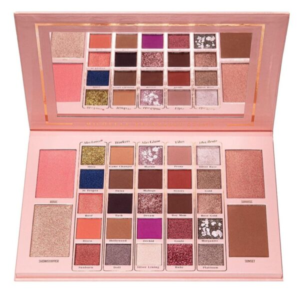 BPerfectXMrsGlamShowstopperPalette