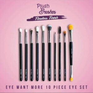Eye Want More Brush Collection