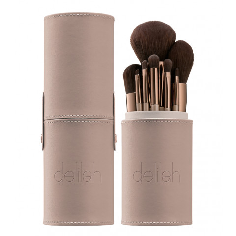 Delilah Complexion and Precision Brushes